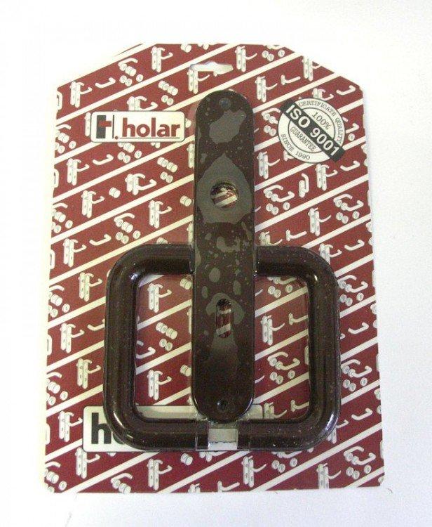 Kliky standard HOLAR 72 klíč hnědá