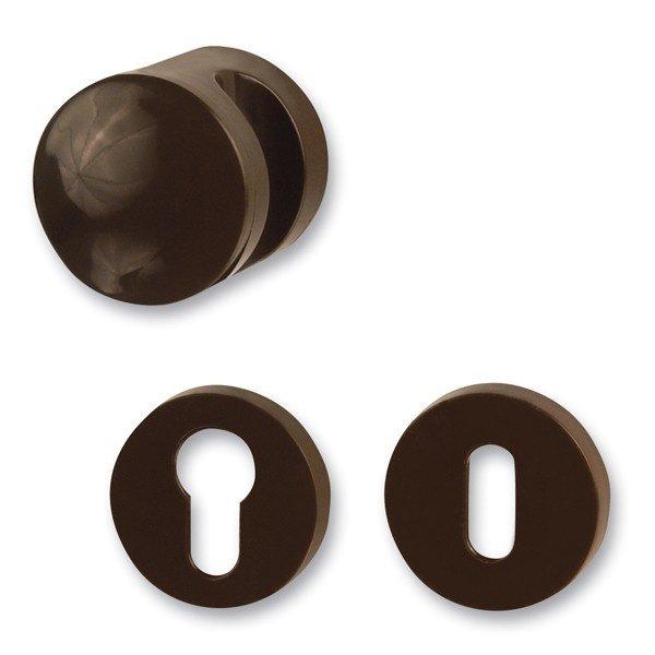 Koule+koule HOLAR hnědá oboustranně otočná
