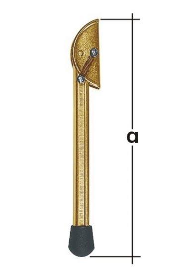 Podpěrka garážových dveří ST 250 250x14,0mm