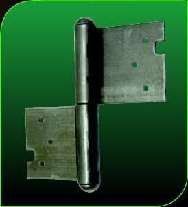 Závěs dveřní 100 mm pravý surový (balení 10 ks)