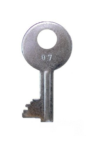 Klíč schránkový č. 7