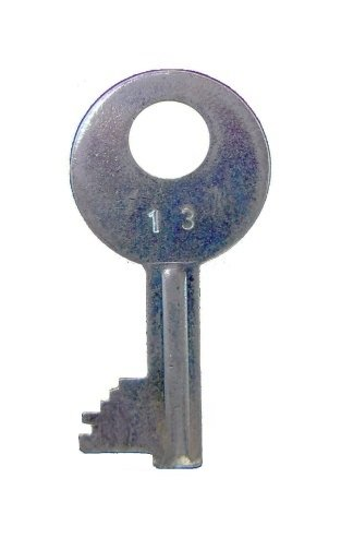 Klíč schránkový č.13