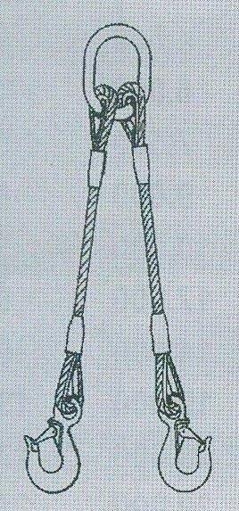 2 - hák lanový, průměr 16 mm, délka 4 m