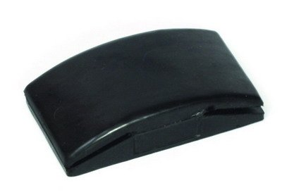 Blok brousící gumový 125 x 68 mm