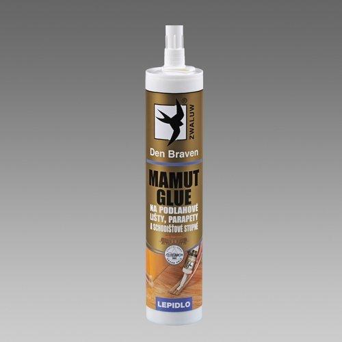 Lepidlo Mamut Glue High Tack 290 ml bílé  (hřebíky tekuté)