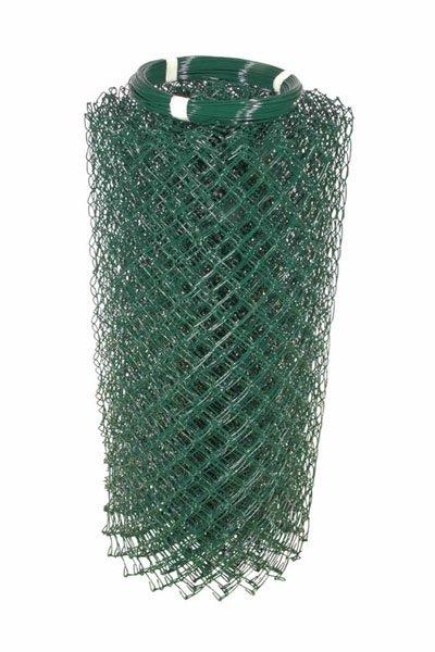 Pletivo čtyřhranné IDEAL PVC nezapletené 200/55x55/20m, zelené