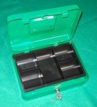 Pokladna příruční 5AS 370 x 280 x 90 mm
