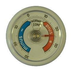 Teploměr mrazničkový bimet.-30+30C,47mm