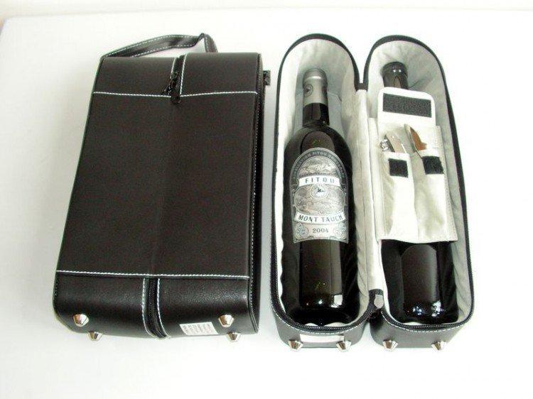 Box se setem na 2 lahve STW021