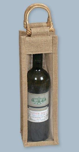 Taška na 1 lahev-stojací SB-T       JUTA