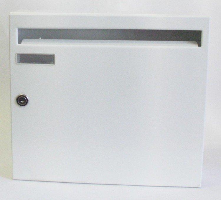 Schránka poštovní A-00 bílá DOPRODEJ
