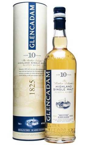 Glencadam Scotch Whisky 10Y 0,7l 46%