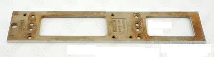 "Deska montáž.GEZE-TS-4000/5000""stand""stř"