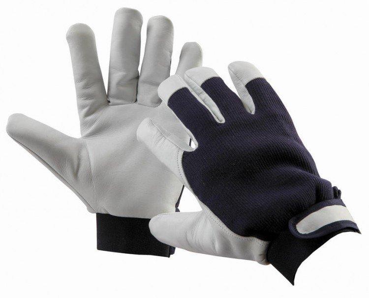 Rukavice PELICAN BLUE WINTER 11 zimní (balení 12x pár)