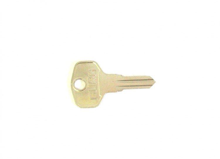 """Klíč """"H"""" BURG na DLS  ZSLL0-001"""