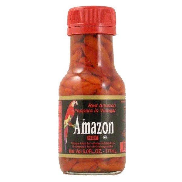 Amazon červené amazonské papričky v kys.nálevu 177ml