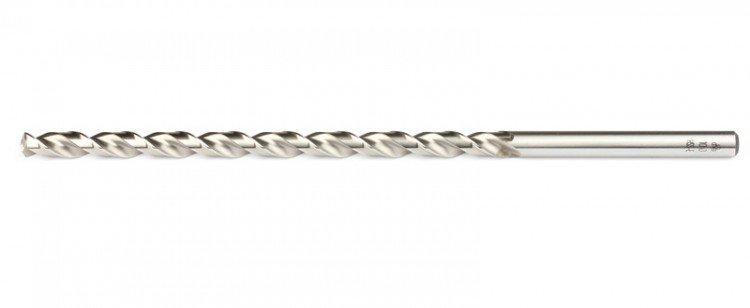 Vrták  6,0x205mm HSS extra dlouhý DIN18691 RN