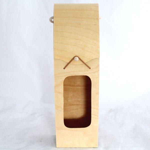 Box na 1lahev dýhovaný MJ0021