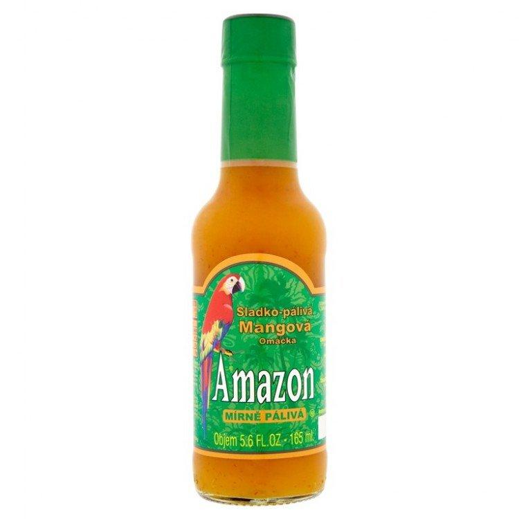 Amazon omáčka mangová sladko-pálivá 165 ml
