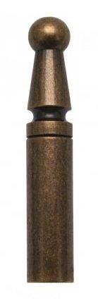 Návlek TRIO 20 UR01 železný stará mosaz
