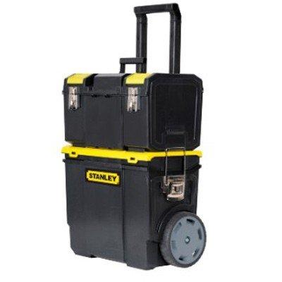 Box pojízdný plastový Stanley Workcenter 3v1 1-70-326