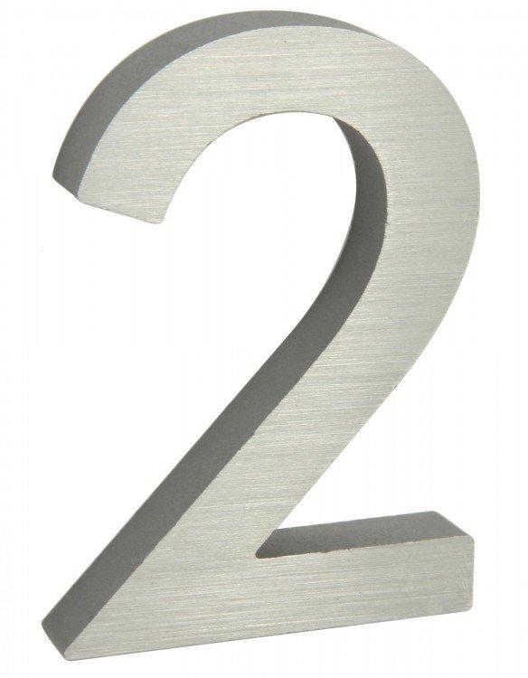 Číslice domovní 2 AL 3D
