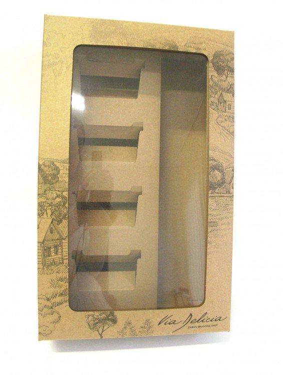 Kazeta dárková kartonová