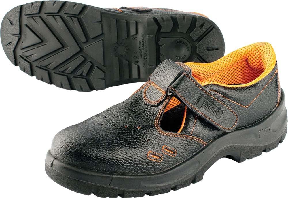 Boty pracovní ERGON S1-sandále č. 46