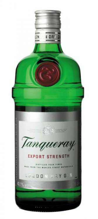 Tanqueray Gin 0,7l 43,1%  (UPTANQGIN)