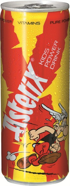 Asterix Kids drink 250ml (OR1466)