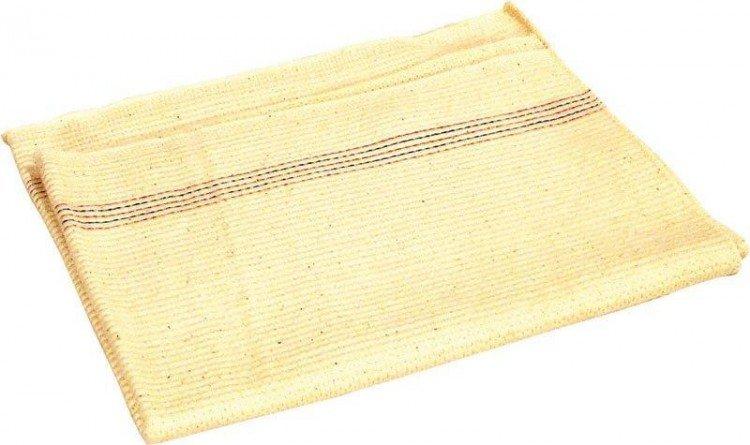 Hadr netkaný bílý 52 x 90 cm