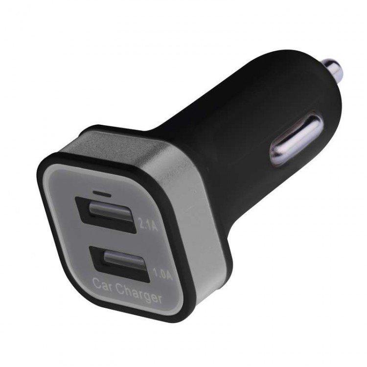 Adaptér do auta USB 2,1 A (včetně RP)