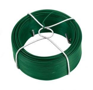 Drát vázací Zn + PVC 1,4/60 m v drátěném obalu