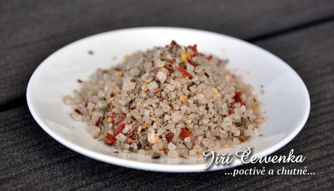 Koření - Čertovská sůl 100 g