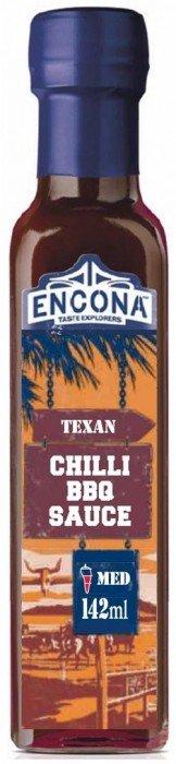 Texaská chilli BBQ omáčka, medium 142ml