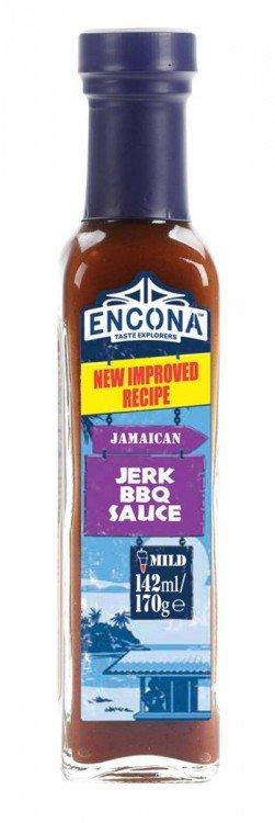 Jerk BBQ jamajská omáčka 142ml šarže 6161