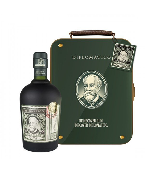 Diplomatico Reserva Exclusiva plech.box 2017 Rum 0,7l 40%