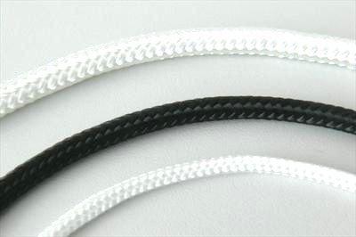 Lano pr.12 polyamid s jádrem bílé 100m (LAPA12)