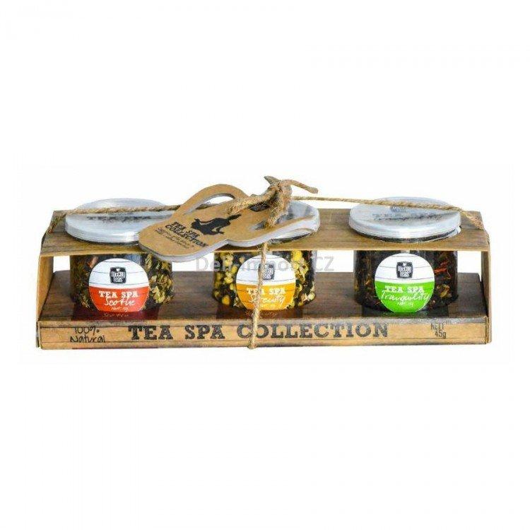 McCoy Teas - dárková kolekce wellness čajů 3x15g