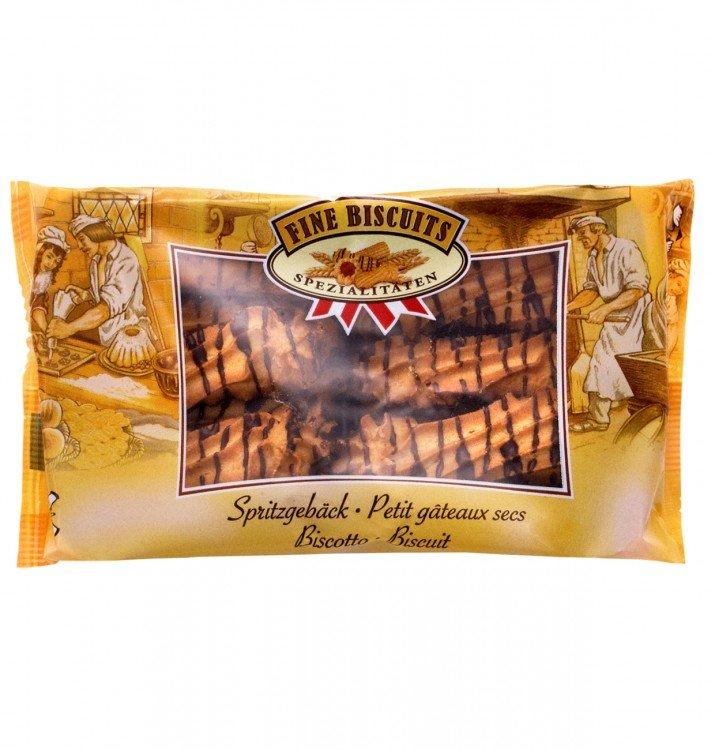 Crispy biscuit with glaze 200g