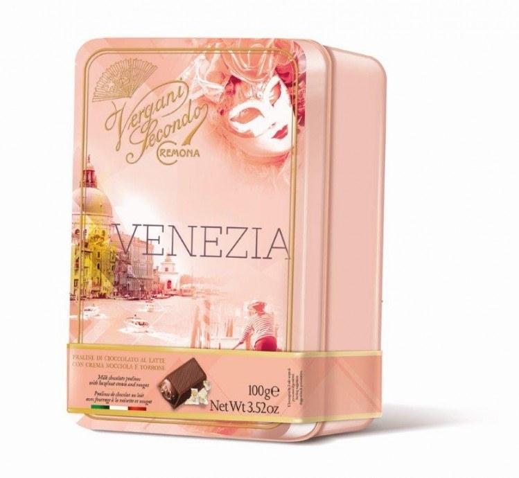 Pralinky Latta Venezia 100 g plech VERG