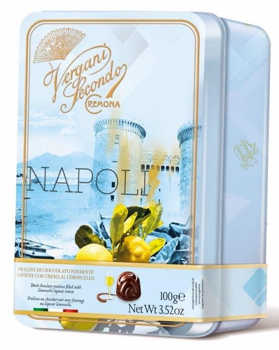 Latta Napoli 100 g plech VERG