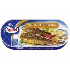 Appel Filetierte Bratheringe -Pečenáče delikátní 325 g