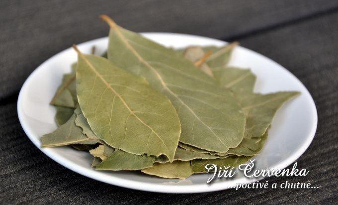 Koření - Bobkový list 50 g