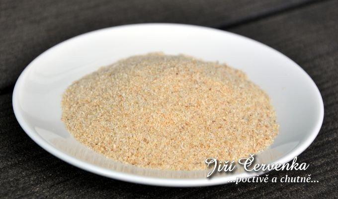 Česnek granulát 50 g