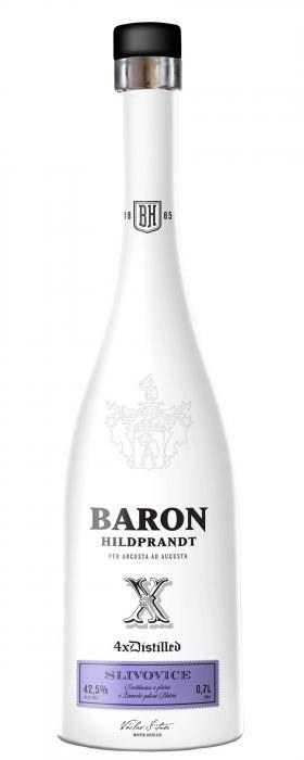 Baron Hildprandt Slivovice 42,5% 0,70 l Liqui B NV