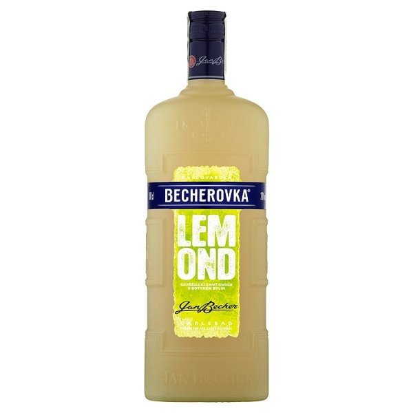 Becherovka Lemond 20% 1 l  (TOBELEM1L)