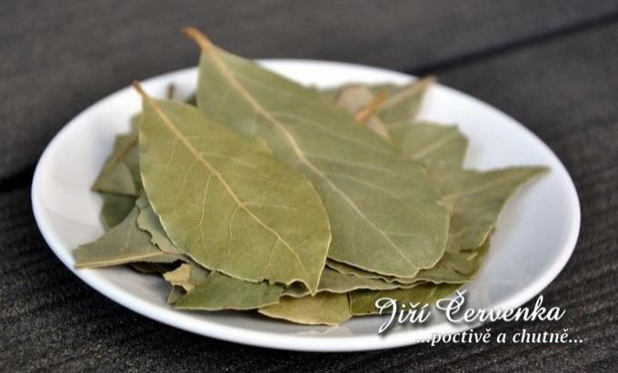 Koření - Bobkový list celý I. 50 g