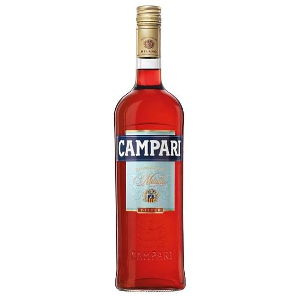 CAMPARI bitter 25% 1l  (TOCAMP251)