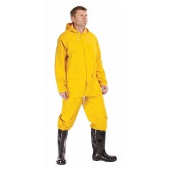Oblek do deště HYDRA Žl XXL  (LC3351705)